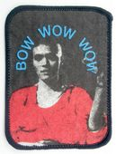 Bow Wow Wow - 'Annabella' Printed Patch